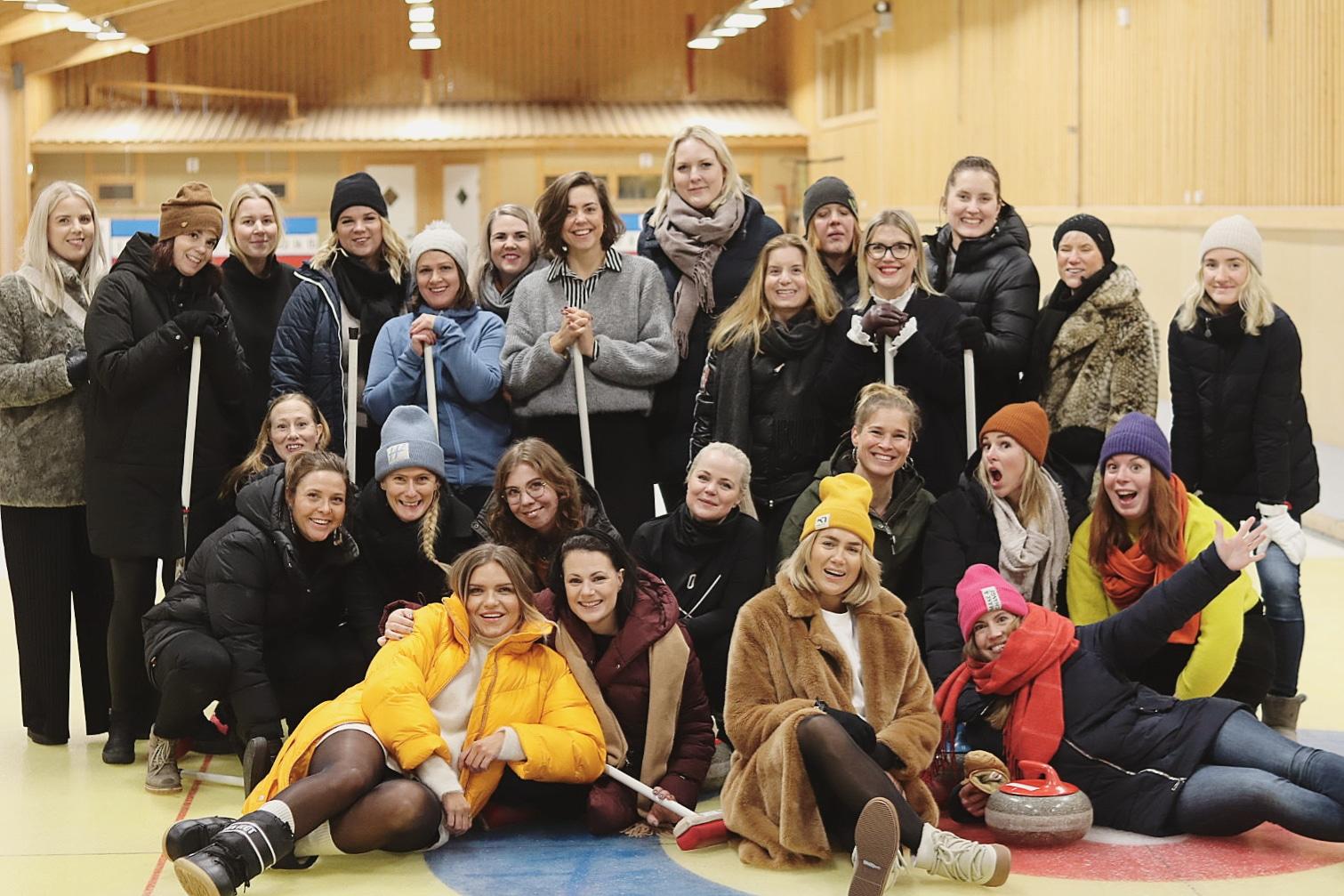Curling_åre_åreguiderna_friendcation