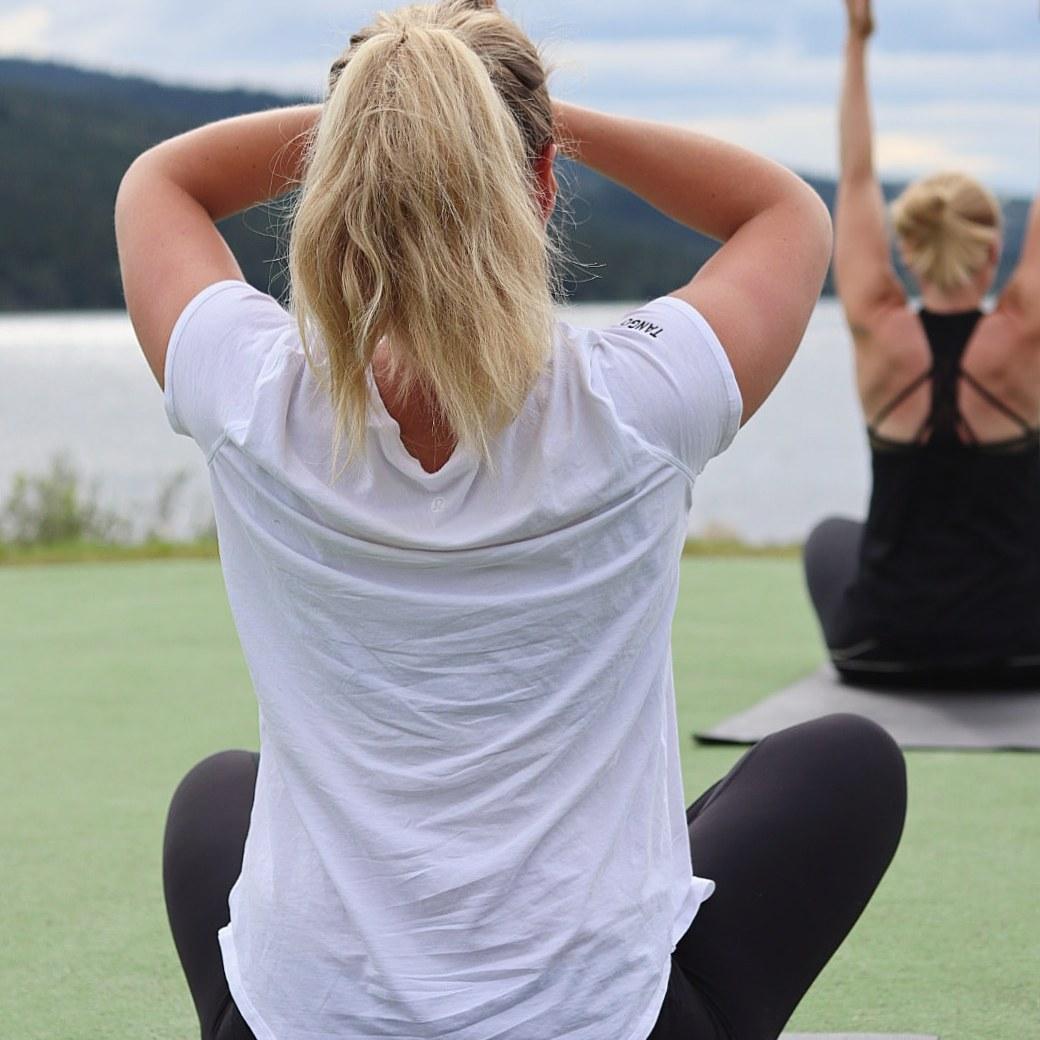 Yoga_åresjön_friendcation